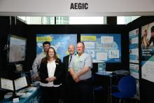 AEGIC Booth